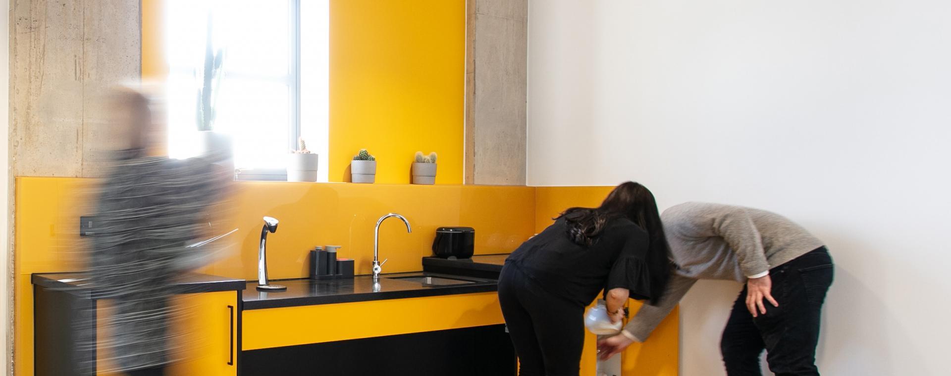 Streamline, kitchen