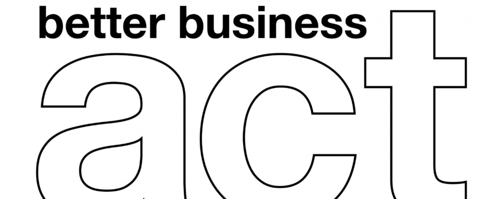 Better Business Act logo