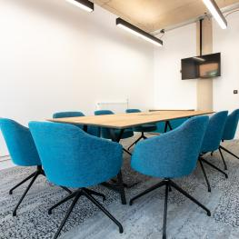 Meeting room at Streamline