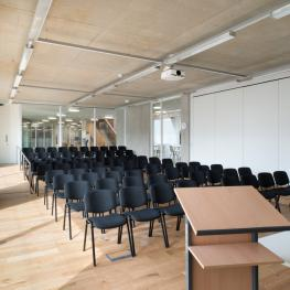 The Foundry conference space
