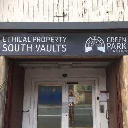 South Vaults street entrance